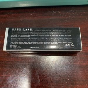 babe lash Makeup - BABE LASH ENHANCING CONDITIONER!!